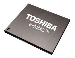 TOSHIBA THGBMHG7C1LBAIL
