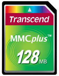 TRANSCEND TS128MMC4 WITH SPI MODE
