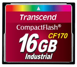 TRANSCEND TS16GCF170 19NM