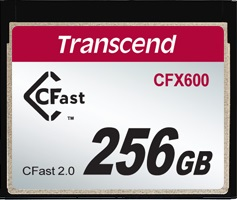 TRANSCEND TS256GCFX600