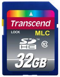 TRANSCEND TS32GSDHC10M SEC 16NM