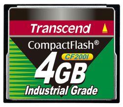 TRANSCEND TS4GCF220I 20NM MICRON