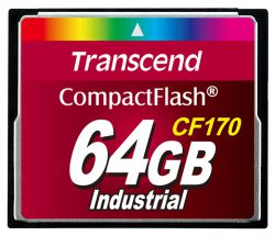 TRANSCEND TS64GCF170 19NM