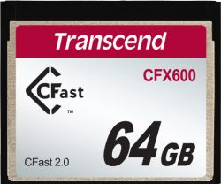 TRANSCEND TS64GCFX600