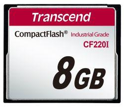 TRANSCEND TS8GCF220I 20NM MICRON
