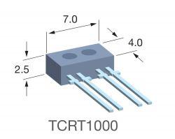 VISHAY TCRT1000