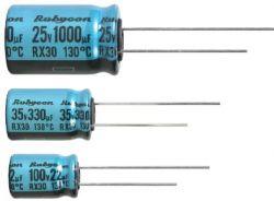 RUBYCON 50RX30470MCC12.5X25