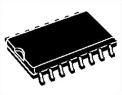 MICROCHIP PIC16F84A-20I/SO