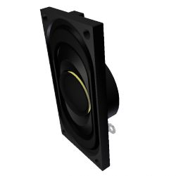 PUI AUDIO AS04008CO-2-WR-R