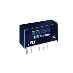 UNREG Recom Potencia rb-0512d DC // DC 1kv 1w + // -12 v Doble