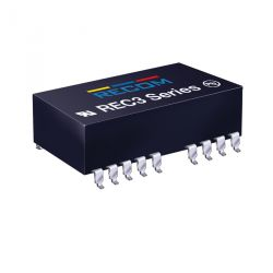 RECOM REC3-2405SRWZ/H2/C/M/SMD