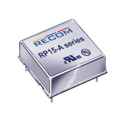 RECOM RP15-2412DA/N-HC