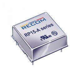 RECOM RP15-2412DA/P-HC