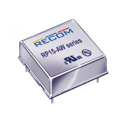 RECOM RP15-2412DAW/N-HC