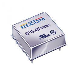 RECOM RP15-2412SAW/P-HC