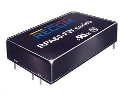RECOM RPA60-2412SFW/P