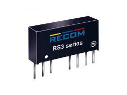RECOM RS3-1215D/H3