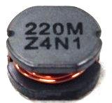 SUMIDA CD105NP-221KC
