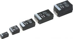 VISHAY TR3A105K025C4000